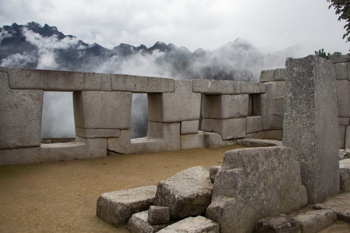 City in the Clouds: Machu Picchu