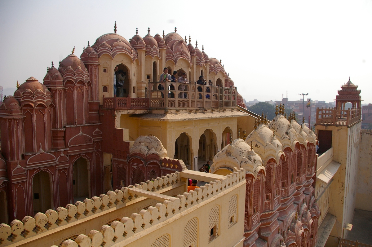 The Pink City of Jaipur