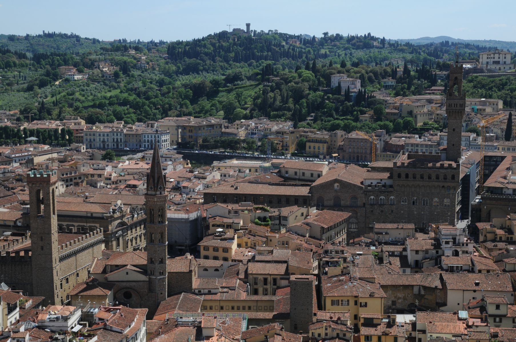 6 Incredible Things I did in Florence