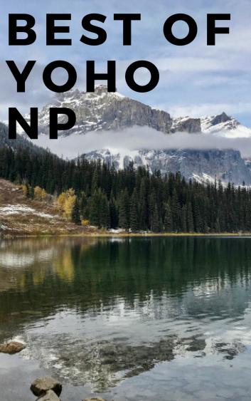 Best of Yoho National Park
