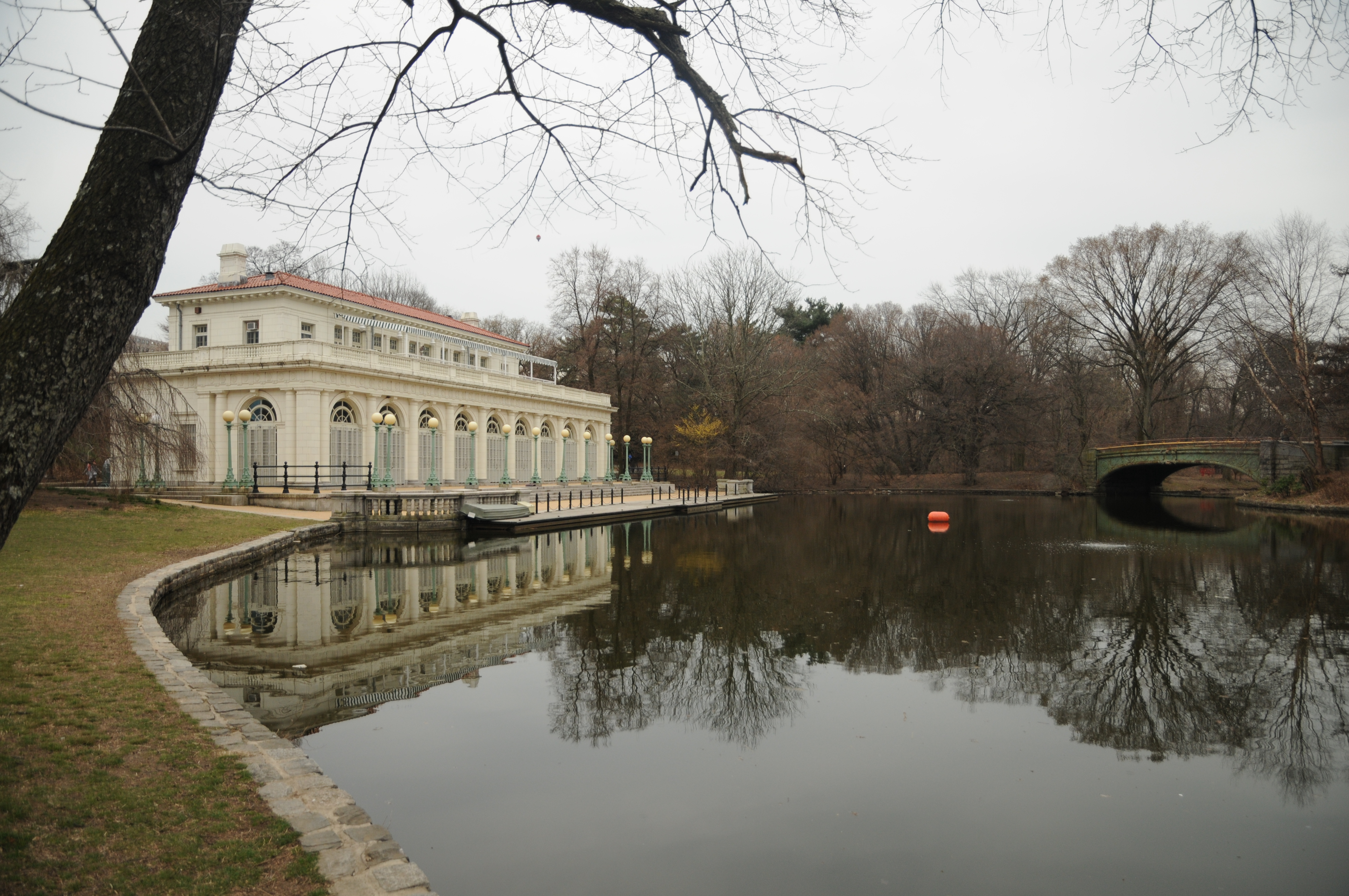 NYC – Prospect Park & the Brooklyn Waterfront
