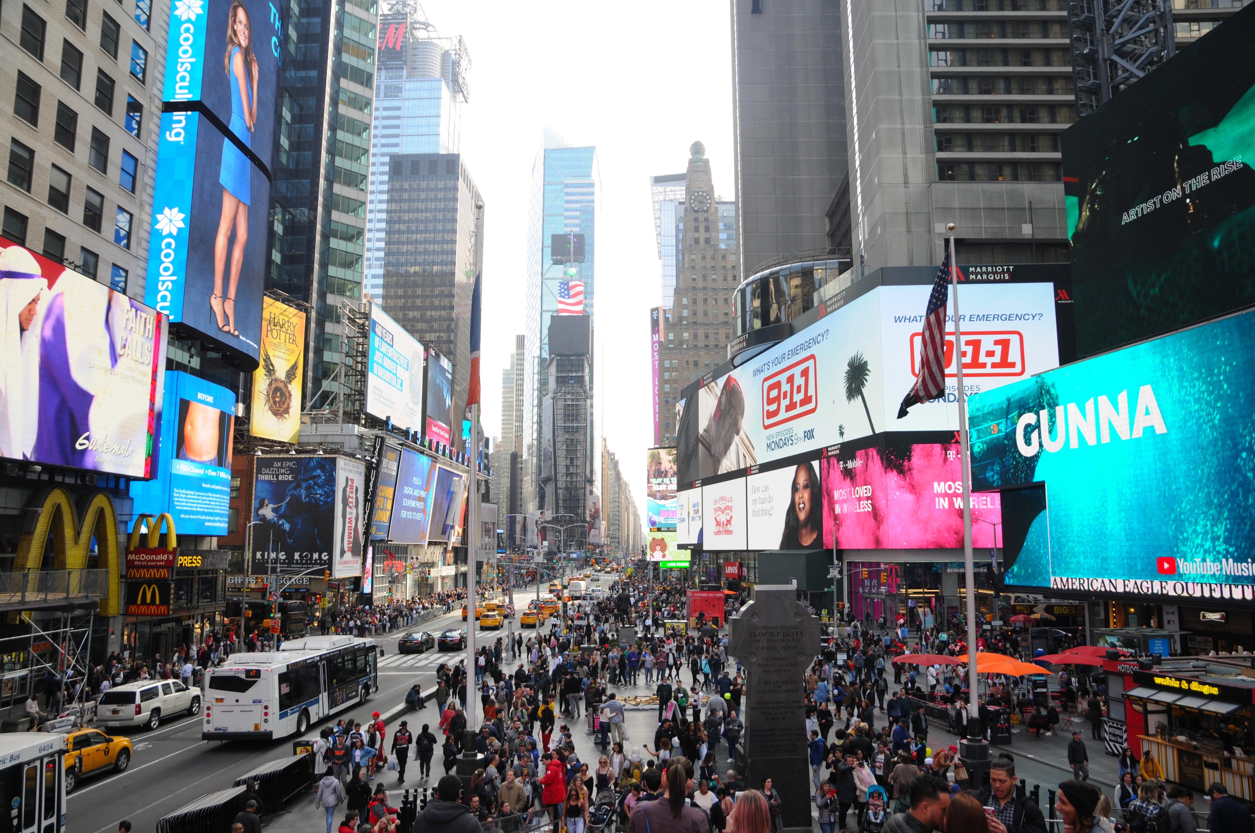 New York City Travel - Cover